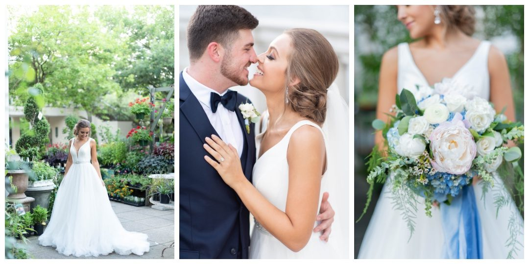 A Timeless Birmingham Styled Wedding Shoot