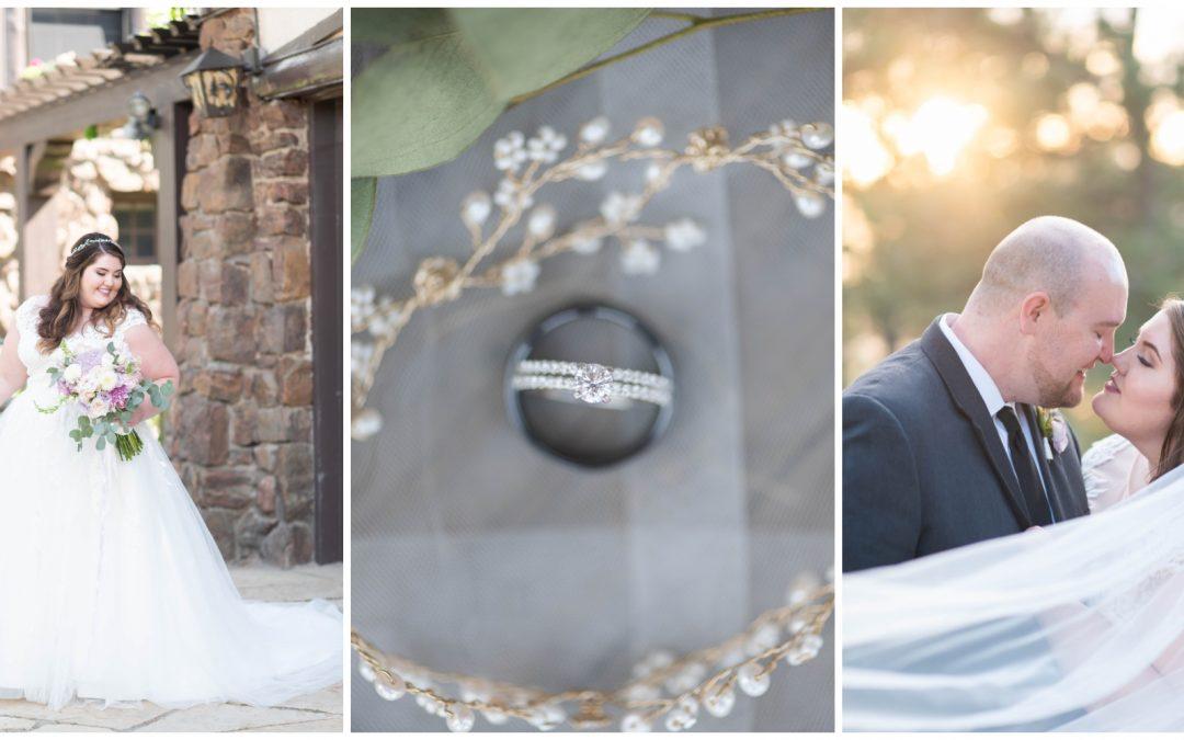 An Elegant Sunset Wedding in Denver, Colorado