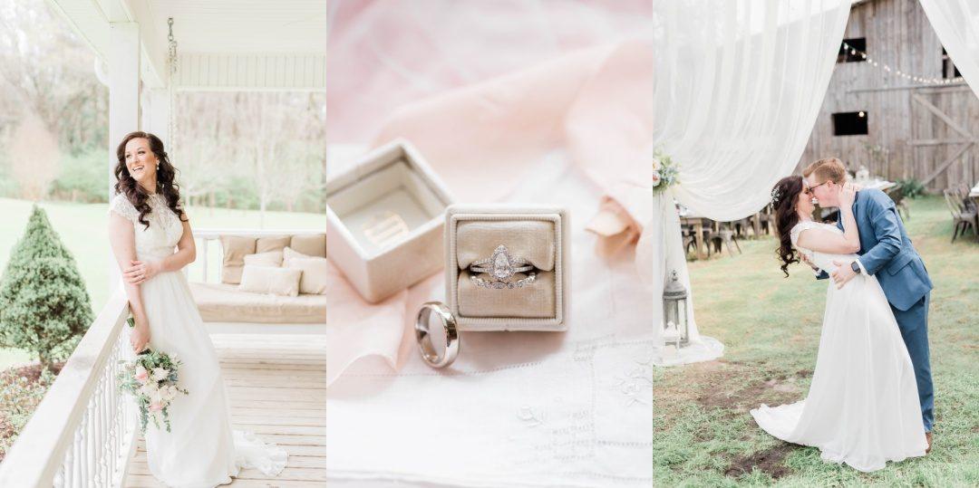 A Sweet Home Alabama Spring Wedding