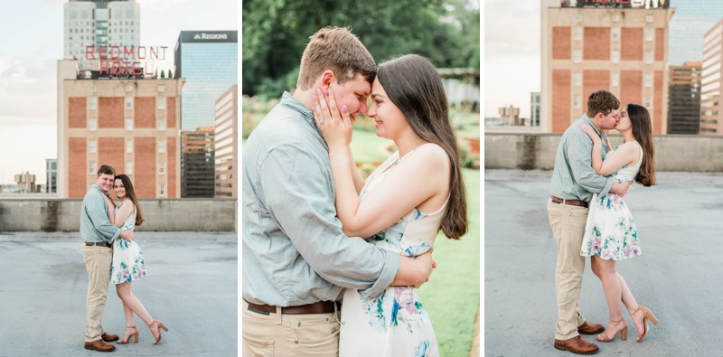 An Alabama Summertime Engagement Session
