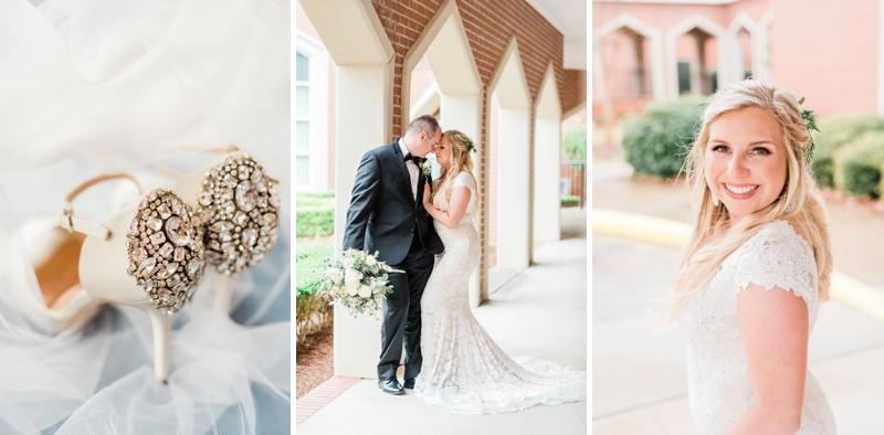 A Winter Wedding in Dothan, Alabama