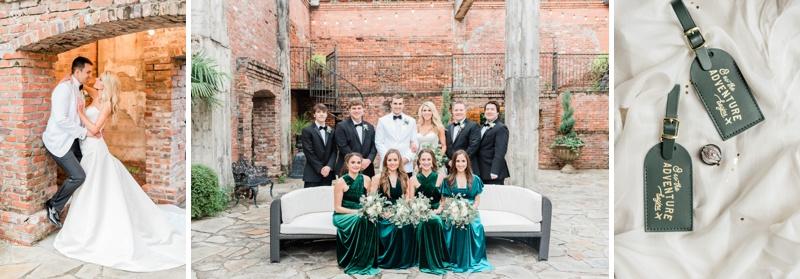 A Grand Winter Wedding in Dothan, Alabama