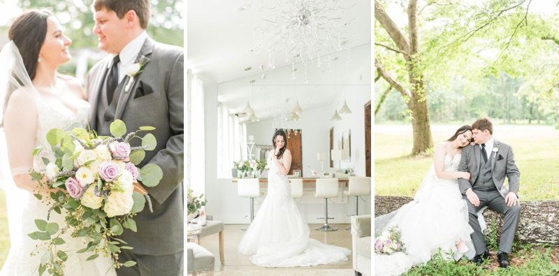A Magical Summer Wedding in Micah's Meadow at Mathew's Manor