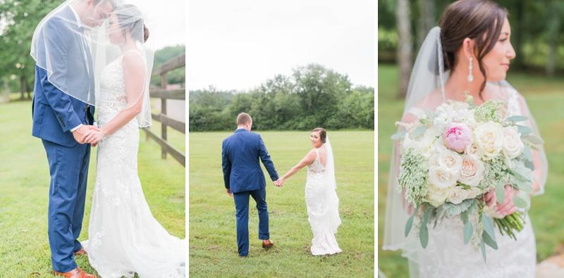 An Alabama Summertime Wedding at Mathews Manor