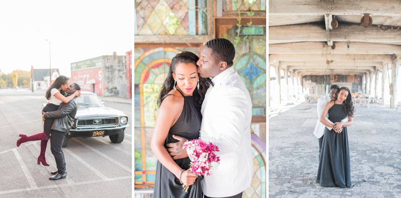 An Alabama Engagement Session – Styled for Real